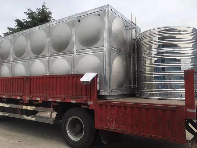 保温方形水箱